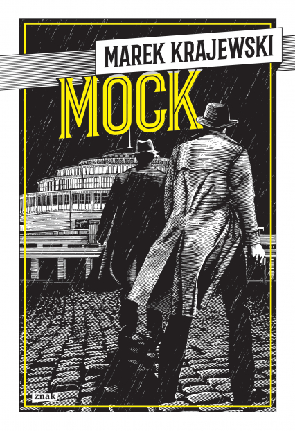 Mock - Marek Krajewski | okładka