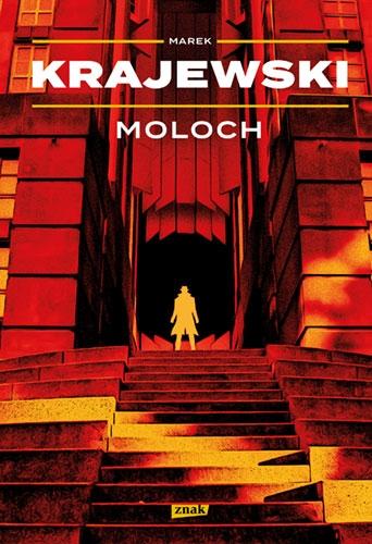 Moloch - Krajewski Marek | okładka