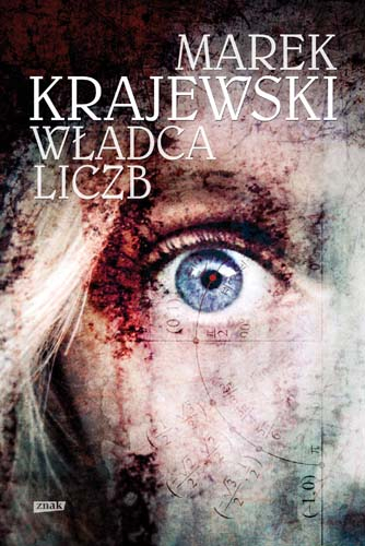 Władca liczb - Marek Krajewski | okładka