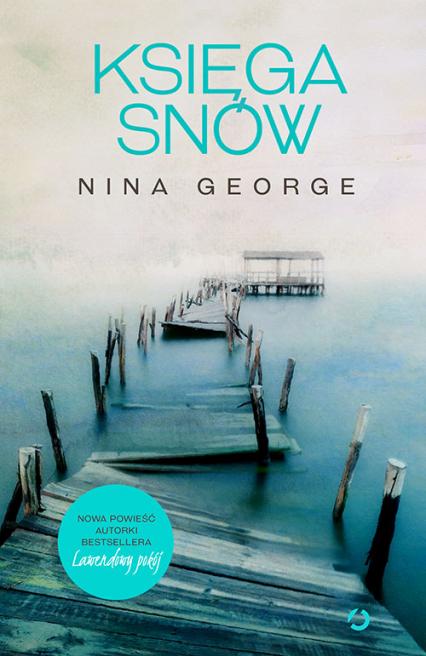 Księga snów - Nina George | okładka