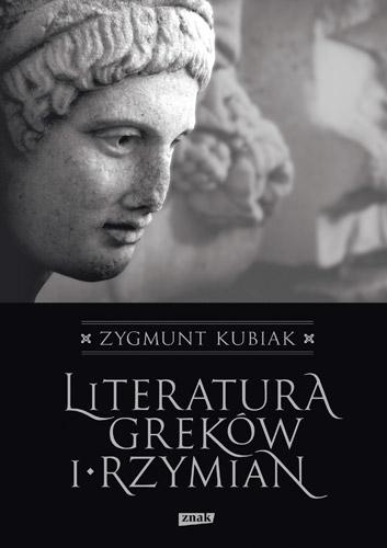 Literatura Greków i Rzymian - Zygmunt Kubiak | okładka