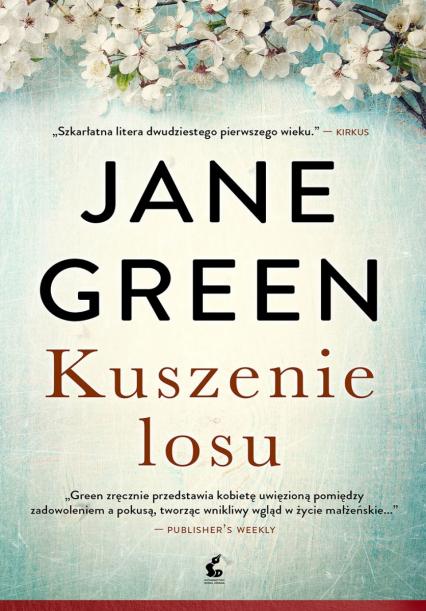 Kuszenie losu - Jane Green | okładka