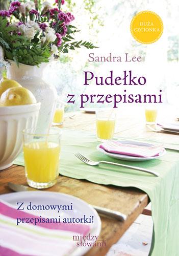Pudełko z przepisami  - Sandra Lee | okładka