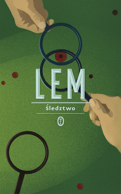 Śledztwo - Stanisław Lem | okładka