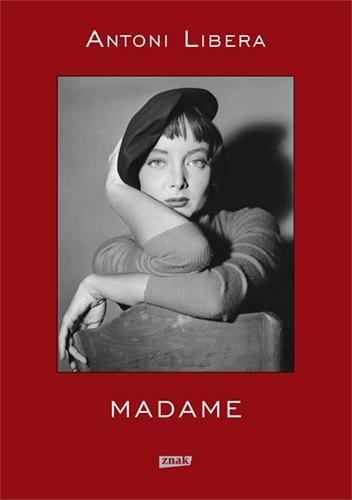 Madame (2021) - Libera Antoni | okładka