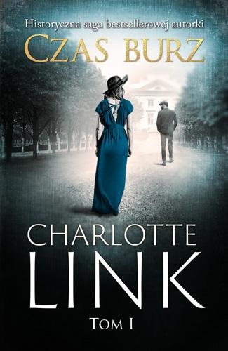 Czas burz - Charlotte Link  | okładka