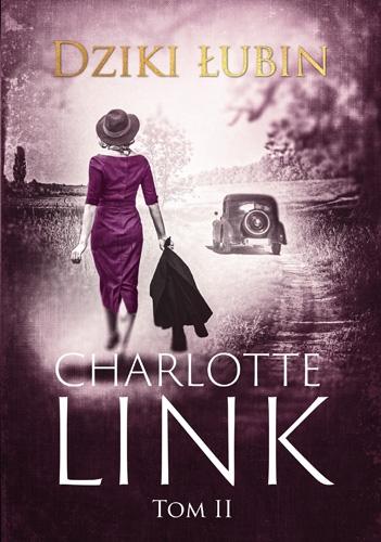 Dziki łubin - Link Charlotte | okładka