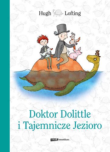 Doktor Dolittle i Tajemnicze Jezioro - Hugh Lofting | okładka