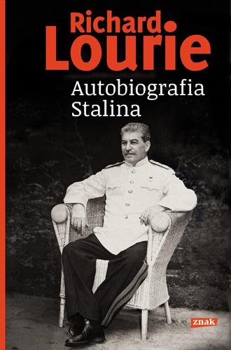Autobiografia Stalina - Richard Lourie  | okładka