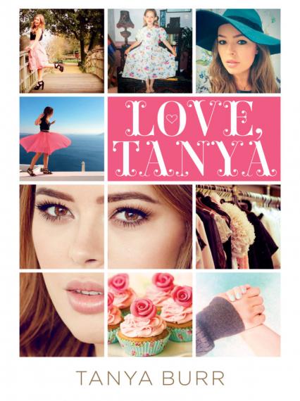 Love, Tanya - Tanya Burr | okładka