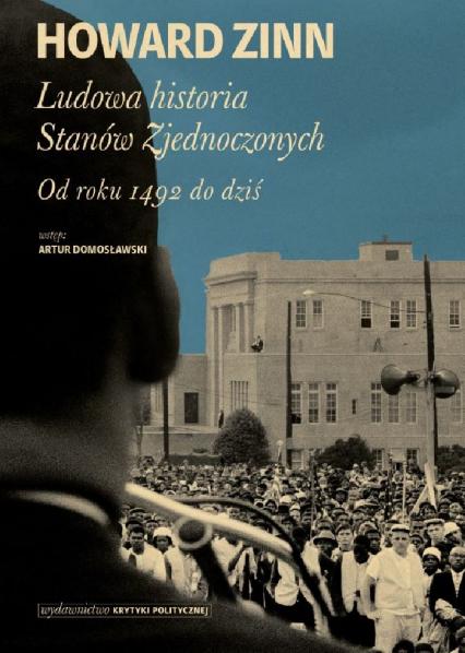 Ludowa historia Stanów Zjednoczonych - Howard Zinn | okładka