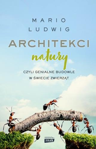 Architekci natury - Mario Ludwig | okładka