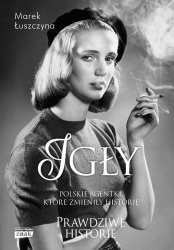 Igły (wydanie rozszerzone) - Łuszczyna Marek | okładka