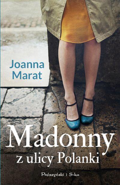 Madonny z ulicy Polanki - Joanna Marat | okładka