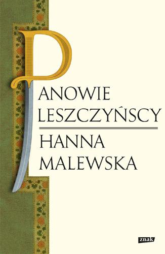 Panowie Leszczyńscy - Hanna Malewska | okładka