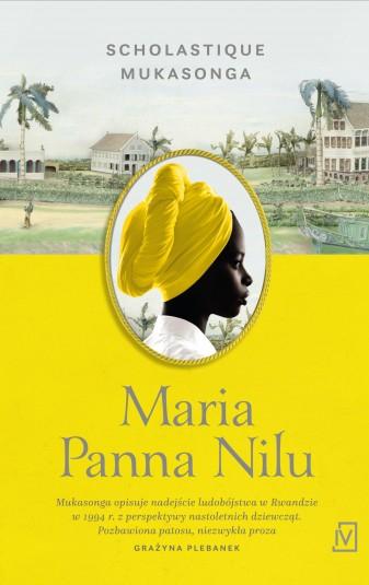 Maria Panna Nilu - Mukasonga Scholastique | okładka