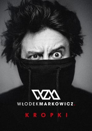 Kropki - Włodek Markowicz | okładka