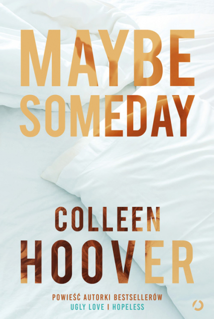 Maybe Someday - Colleen Hoover | okładka
