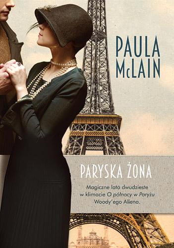 Paryska żona - Paula McLain | okładka