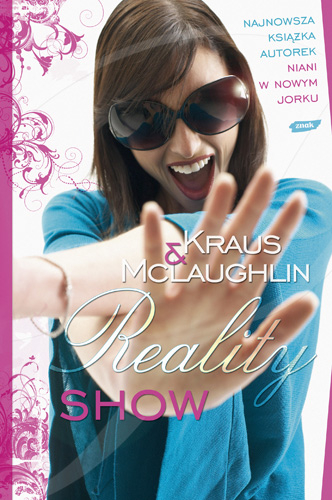 Reality show - Emma McLaughlin, Nicola Kraus  | okładka