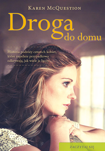 Droga do domu - Karen McQuestion  | okładka