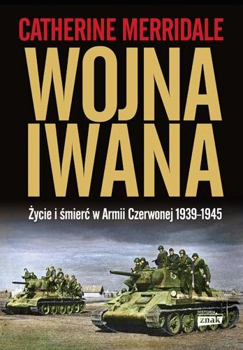 Wojna Iwana - Merridale Catherine | okładka