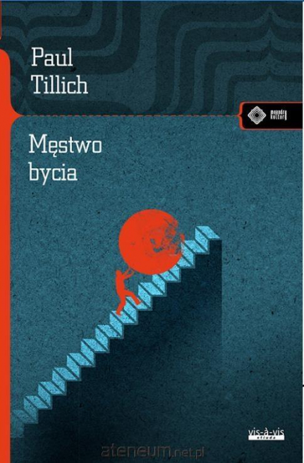 Męstwo bycia - Paul Tillich | okładka