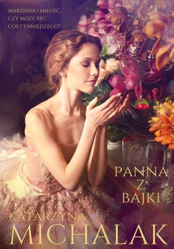 Panna z Bajki  - Michalak Katarzyna   okładka