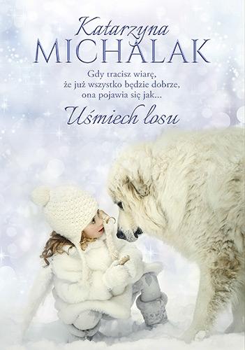 Uśmiech losu - Katarzyna Michalak | okładka