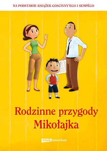 Rodzinne przygody Mikołajka -  zbiorowy | okładka
