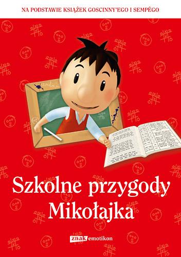 Szkolne przygody Mikołajka -  zbiorowy | okładka