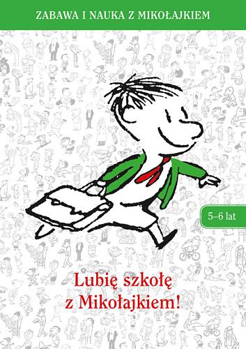 Lubię szkołę z Mikołajkiem (5-6 lat) -  zbiorowy | okładka