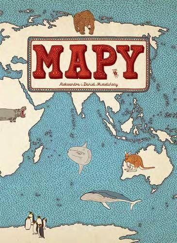 Mapy -  | okładka