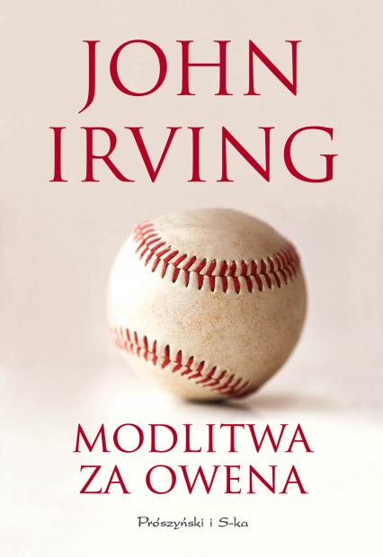 Modlitwa za Owena - John Irving | okładka