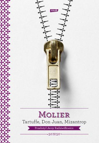 Tartuffe, Don Juan, Mizantrop -  Molier | okładka