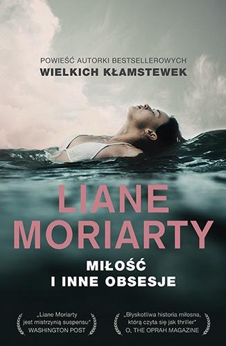 Miłość i inne obsesje - Moriarty Liane | okładka
