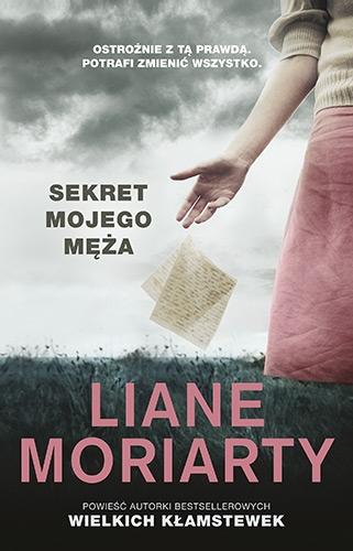 Sekret mojego męża - Moriarty Liane | okładka
