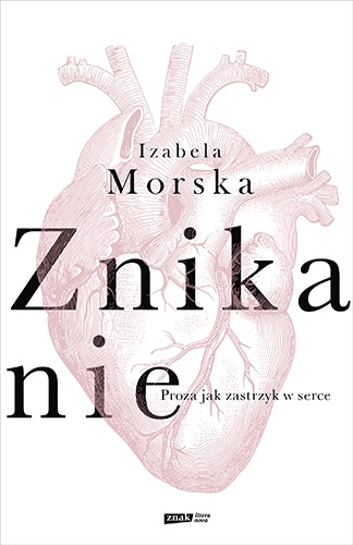 Znikanie - Izabela Morska | okładka