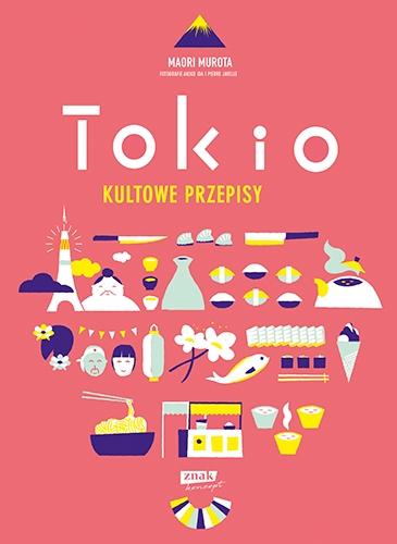 Tokio kultowe przepisy - Murota Maori   okładka