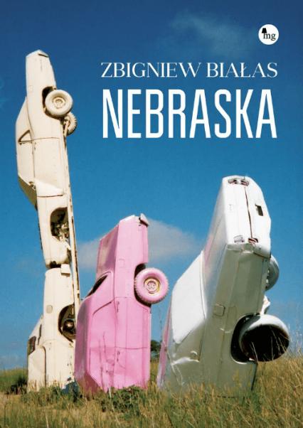 Nebraska - Zbigniew Białas | okładka