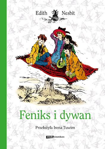 Feniks i dywan - Edith Nesbit | okładka