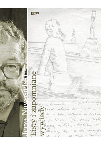 Listy i zapomniane wywiady - Jerzy Nowosielski | okładka