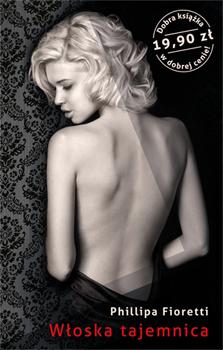 Włoska tajemnica - Phillipa Fioretti  | okładka