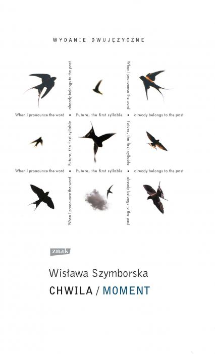 Chwila / Moment - Wisława Szymborska | okładka