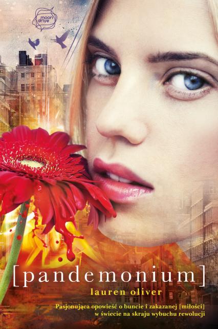 Pandemonium - Lauren  Oliver  | okładka