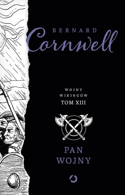 Pan wojny - Bernard Cornwell | okładka
