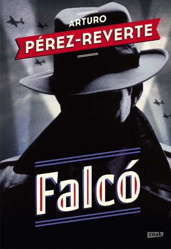 Falco - Arturo Perez-Reverte | okładka