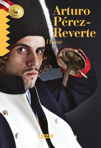 Huzar - Arturo  Pérez-Reverte | okładka