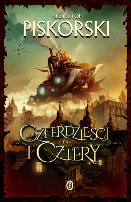 Czterdzieści i cztery - Krzysztof Piskorski | okładka