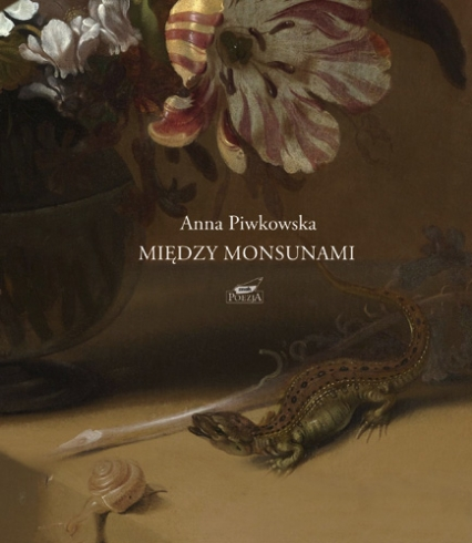 Między monsunami - Anna Piwkowska | okładka